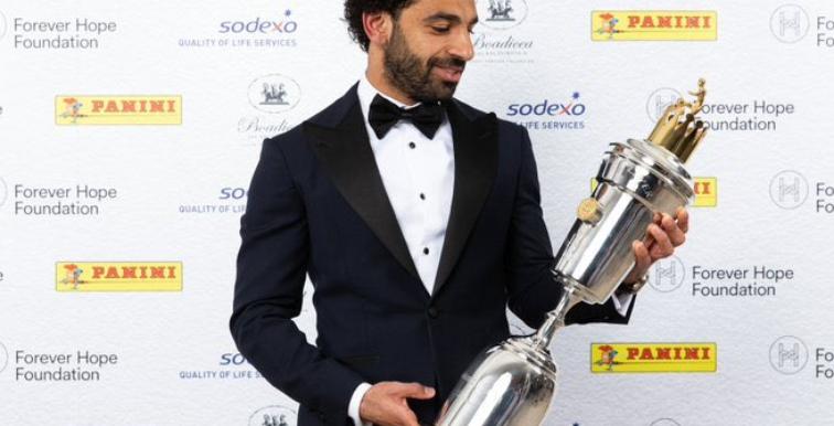 PL : Salah sacré meilleur joueur de la saison