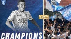 Serie B : Empoli et Bennacer sont champions d'Italie !