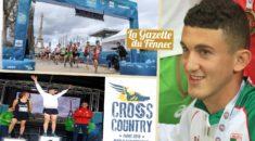 Mondiaux scolaires de cross : Oussama Cherrad champion du monde à Paris !