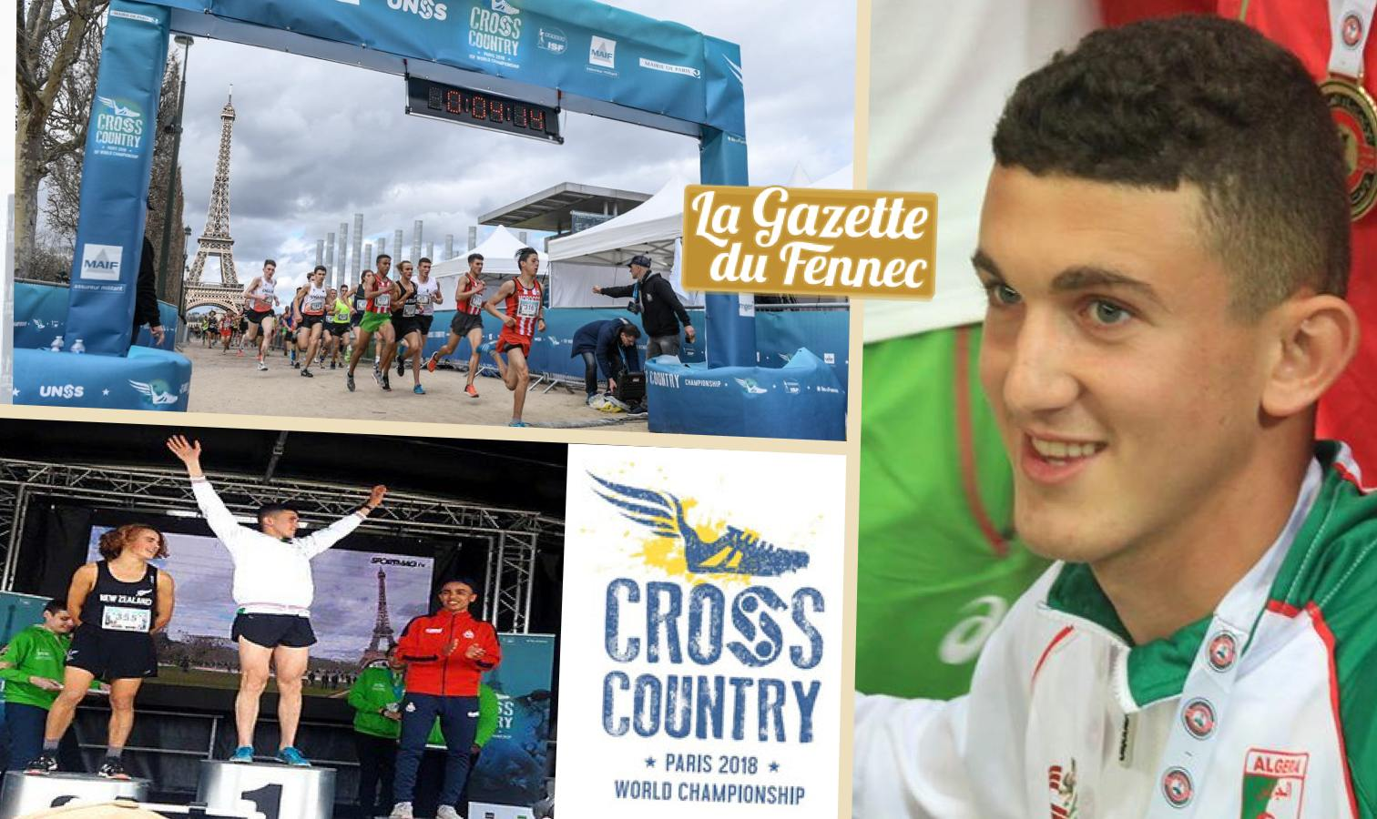 cross country oussama cherrad champion scolaire