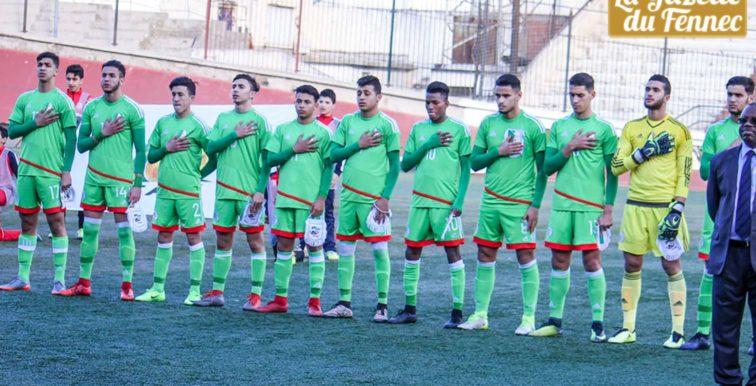 U20 : Algérie – Ghana, entrée gratuite au 5 Juillet