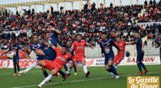 Violence dans les stades : les premières sanctions tombent pour le MCO