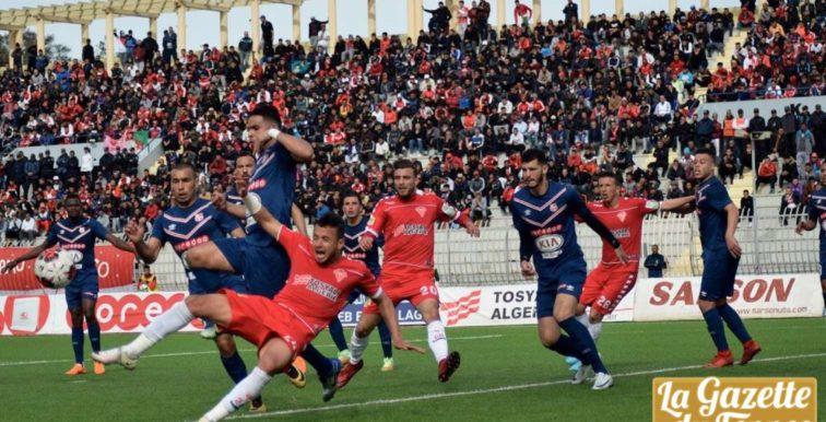 MCO : Réception du restant des matches à Ain Témouchent