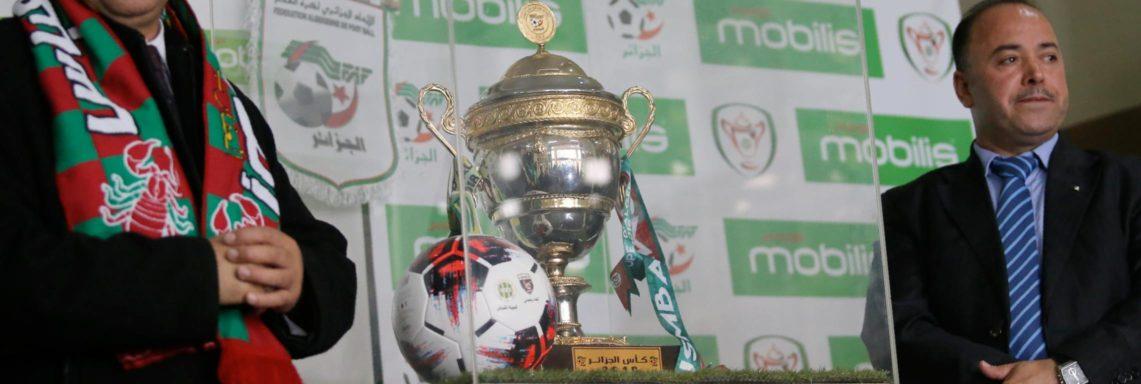 Coupe d'Algérie : les 1/4 de finale fixés après la trêve