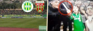 Coupe d'Algérie : JSK-MCA, match de la honte avec 1 mort et plus de 50 blessés !