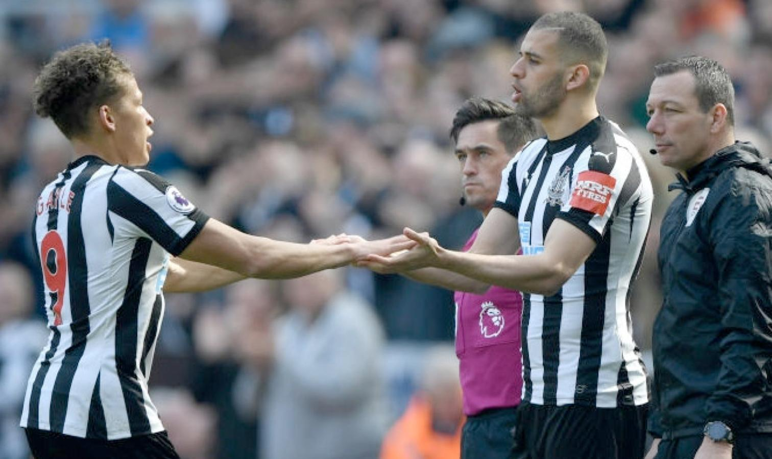 slimani changement newcastle