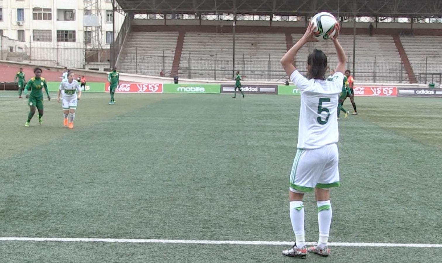 Le rêve des Lionnes s'estompe contre l'Algérie (2-0) — CAN Féminine
