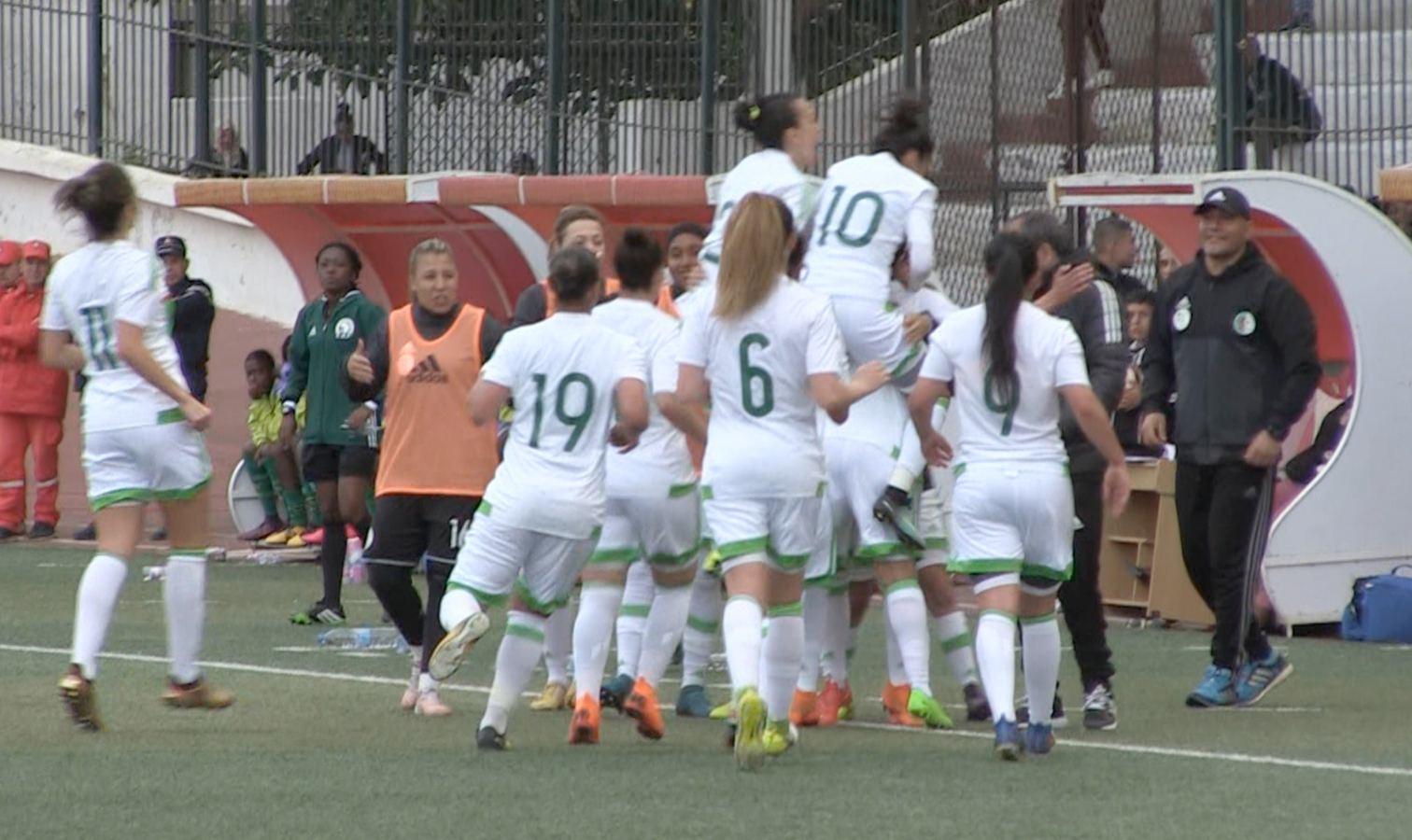 CAN-2018 (dames) éliminatoires : les Algériennes qualifiées pour le 2e tour