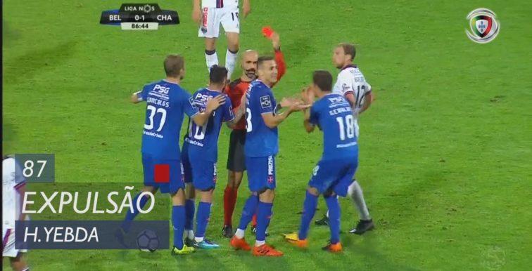 Portugal : Yebda, joueur le plus «agressif» de Liga Nos !