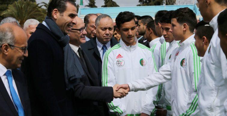 UNAF U15 : Algérie 2-1 Tunisie