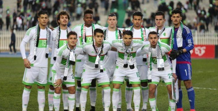 U21 : Algérie-Egypte ce soir à 22h30 à Alger