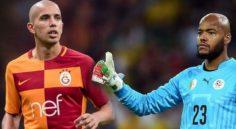 EN : Mbolhi, Feghouli, Halliche de retour contre le Cap-Vert