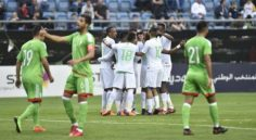 Amical : l'Algérie s'incline 2-0 face à l'Arabie Saoudite !