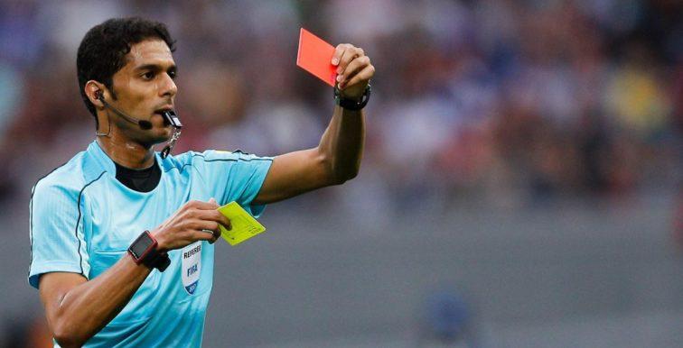 Mondial 2018 : un arbitre saoudien exclu