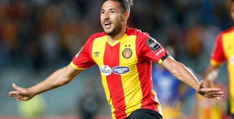 ES Tunis : Youssef Belaïli est intransférable