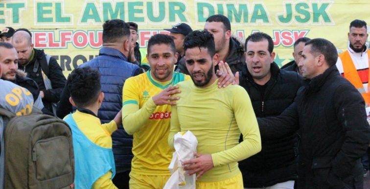 Ligue 1 : Benaldjia termine meilleur passeur avec 9 offrandes
