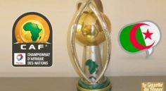 CHAN : L'Algérie postule pour l'édition 2022