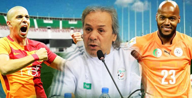 EN : Feghouli et M'Bolhi déclarent forfait !
