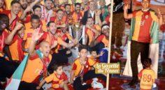 Turquie : Feghouli fête le titre dans une ambiance exceptionnelle !