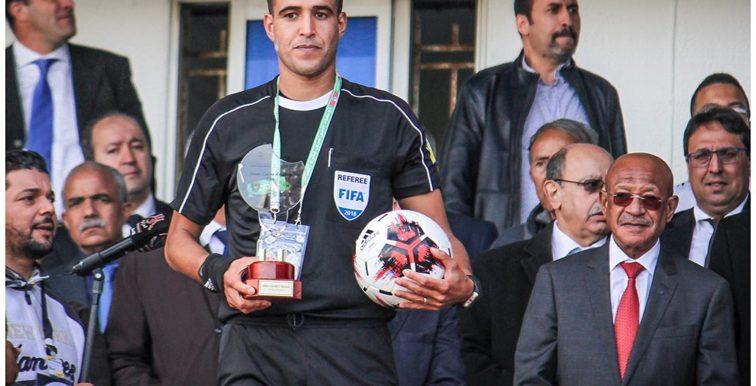 Arbitrage : Abid Charef désigné pour USMH – WAT