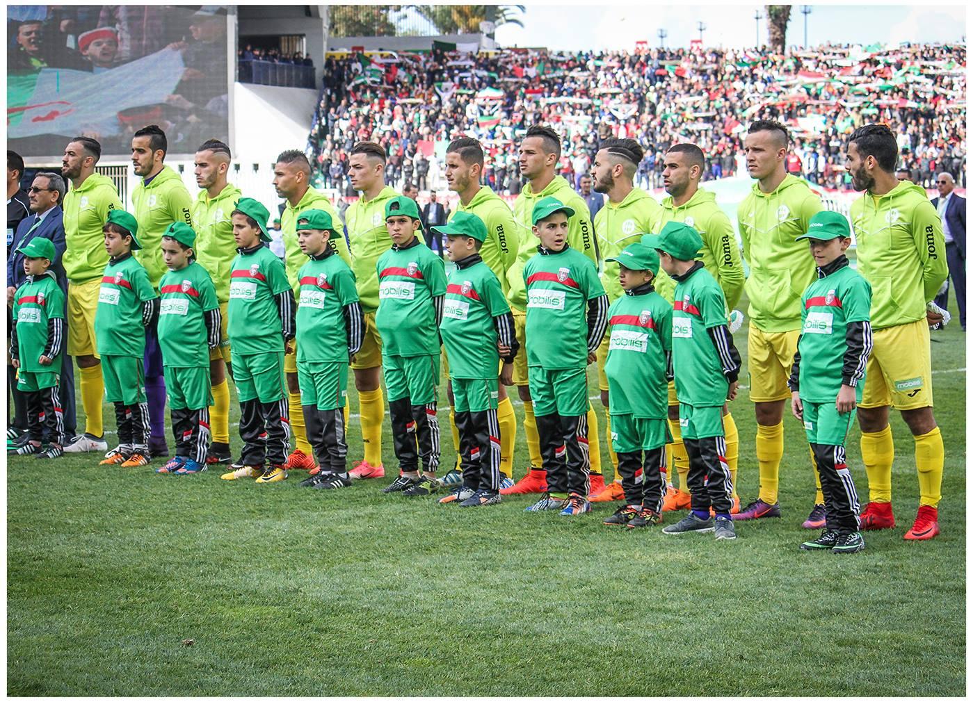 finale 2018 coupe usmba jsk hymne