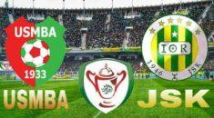 Finale de la Coupe d'Algérie 2018 : USM Bel Abbès – JS Kabylie, qui sauvera sa saison ?