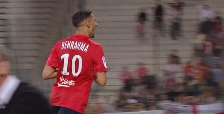OGC Nice : Benrahma vers la D2 anglaise