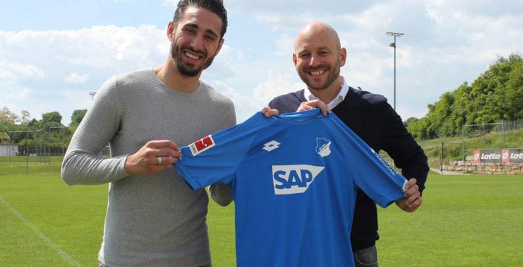 Officiel : Hoffenheim achète le contrat d'Ishak Belfodil