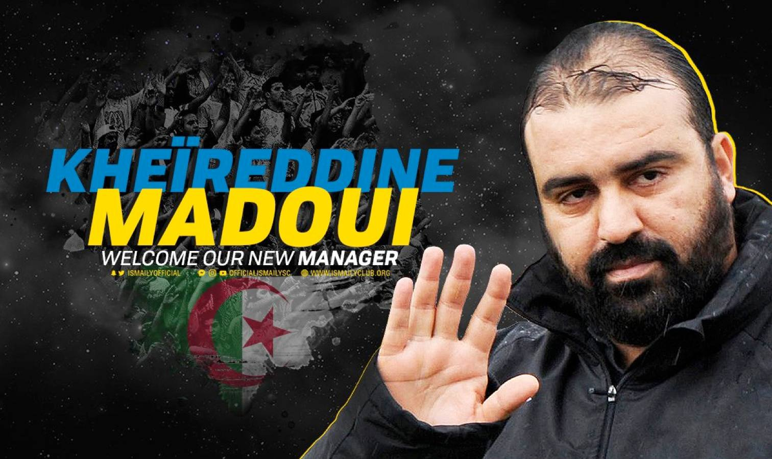 madoui coach ismaily