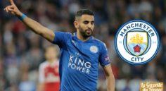 Manchester City : le transfert de Mahrez annoncé dans 15 jours ?