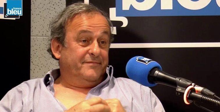 France 98 : Platini lâche une bombe et reconnait «une petite magouille» !