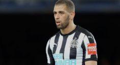 Newcastle : Slimani restera jusqu'à la fin de saison