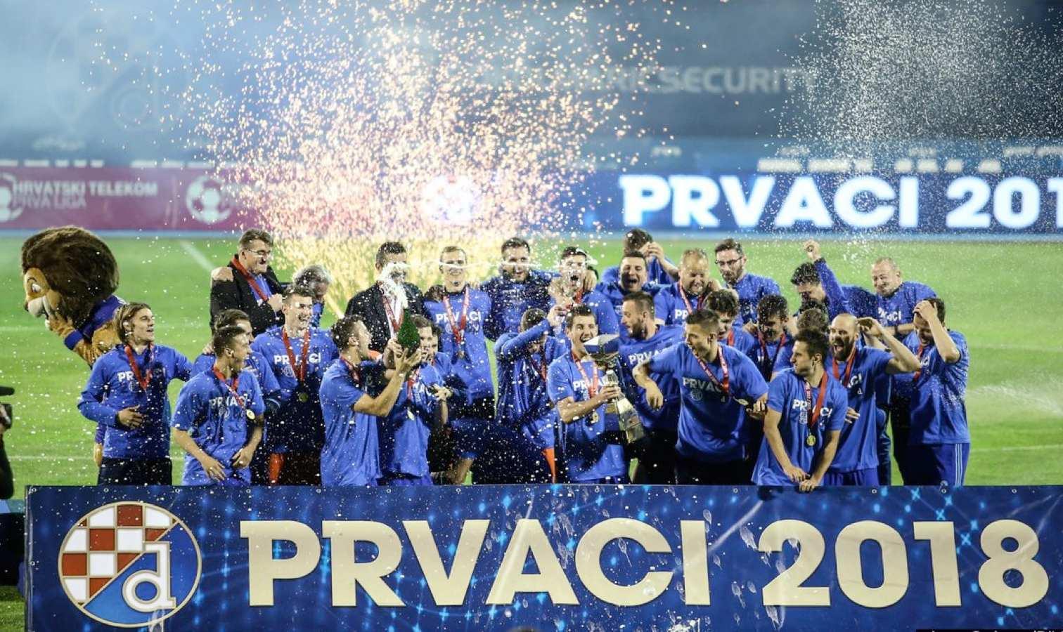 soudani champion croatie dinamo zagreb