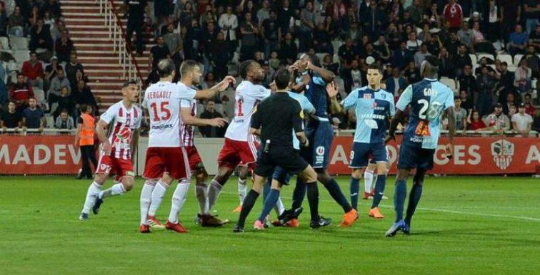 Incidents Ajaccio – Le Havre : la LFP a rendu son verdict