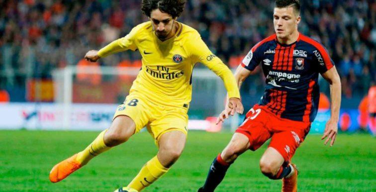 Mercato : Yacine Adli (PSG) en route pour Bordeaux