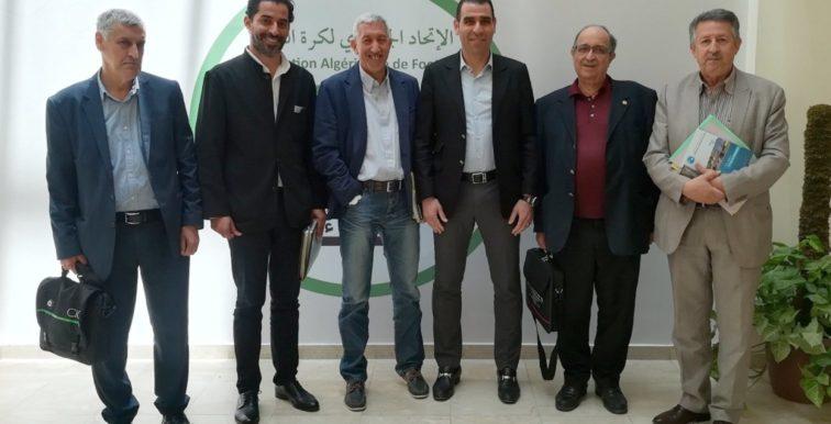 CHAN 2022 : Commission ad-hoc pour la candidature de l'Algérie