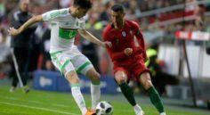 POR-ALG : Les Verts s'inclinent lourdement à Lisbonne (3-0)