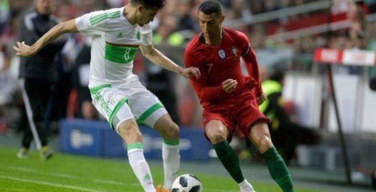 Résumé : L'Algérie s'incline 3-0 face au Portugal