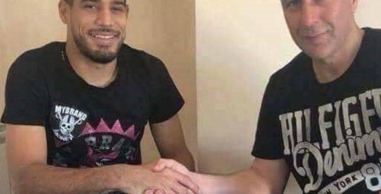 JSK : Abdelkader Salhi s'engage pour 2 ans
