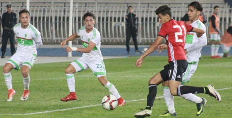 U21 : nouvelle défaite 1-0 face à l'Égypte