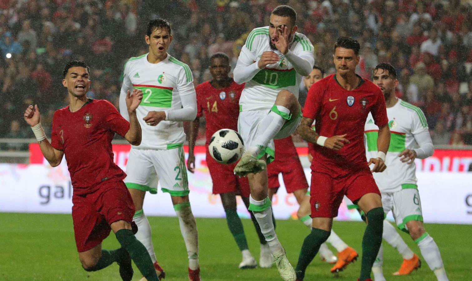 Portugal Algerien