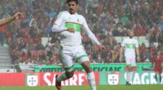 Bounedjah : «Je suis un attaquant qui sait jouer avec mes pieds»