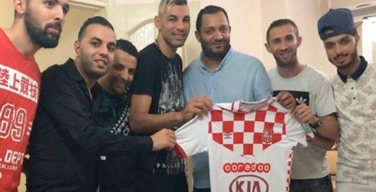 Mercato : Chaouchi signe au CR Belouizdad