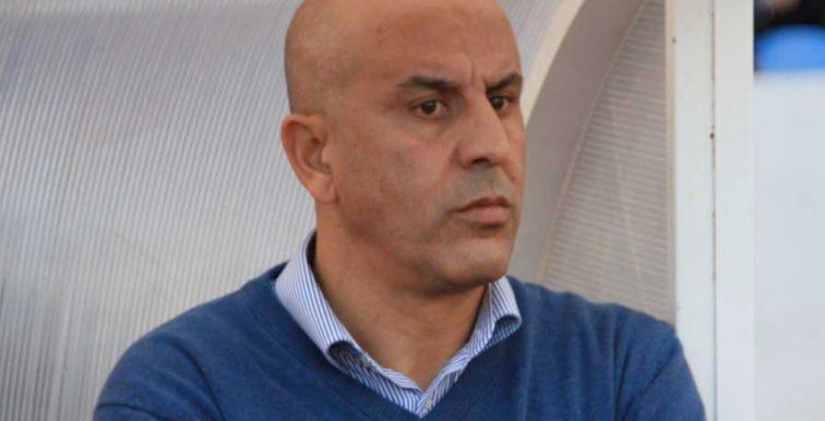 CR Belouizdad : le coach Bougherara engagé pour 2 saisons