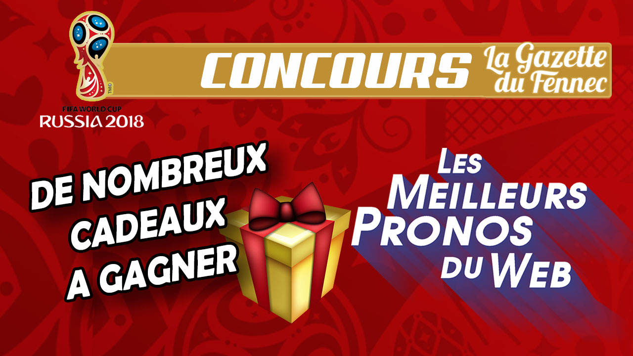 concours russia 2018