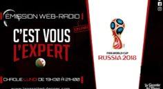 « C'est Vous l'Expert » : émission spéciale Coupe du Monde !