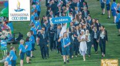 Jeux Méditerranéens 2018 : l'Algérie avec 233 athlètes à Tarragone