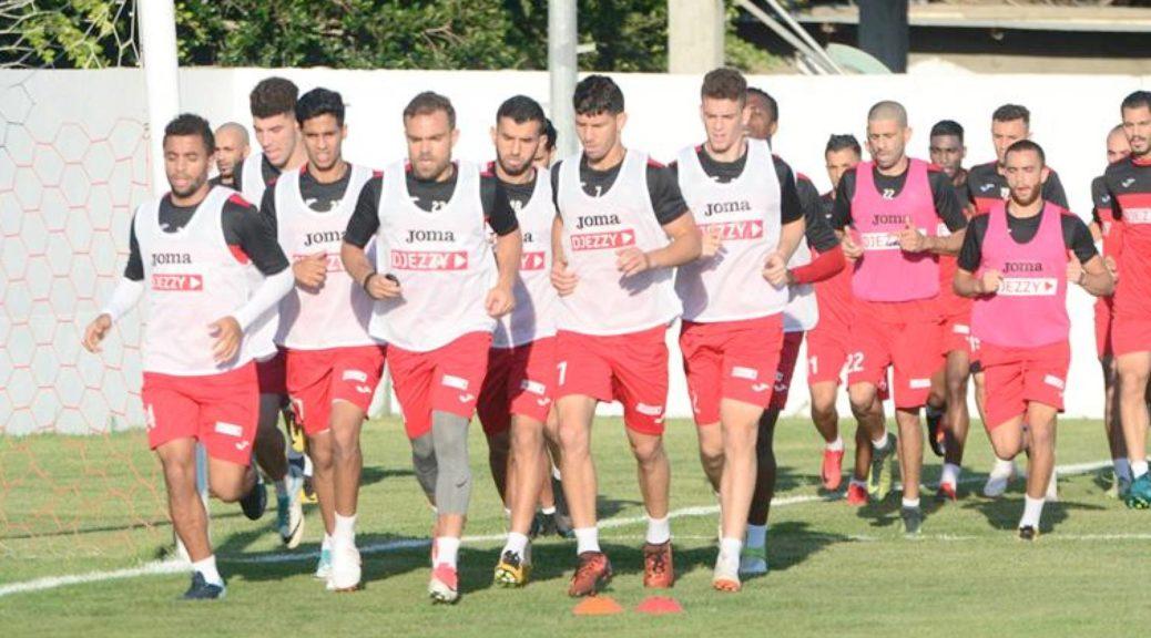 entrainement tunisie usma gammarth