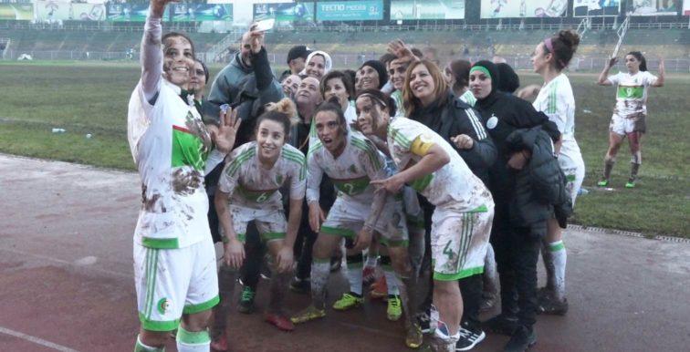 EN féminine : les félicitations de Zetchi après la qualification