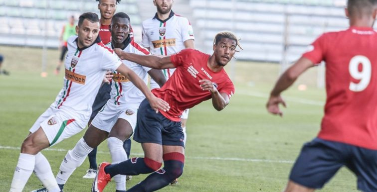 Amical : le MC Alger s'impose 1-0 face à Clermont